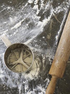 Baking things
