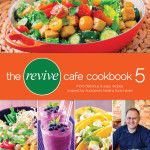 Revive 5 Cafe Cookbook