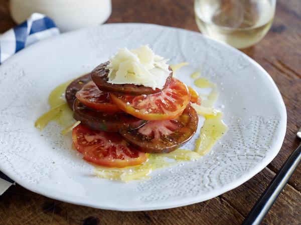 Tomato & pecorino