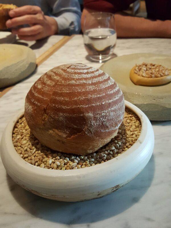 Bread, butter & Marmite