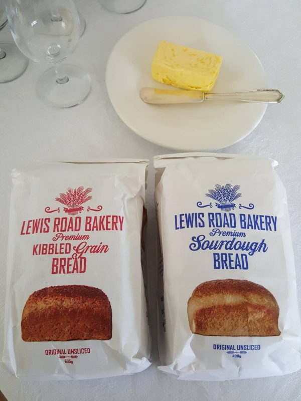 Lewis Road breads