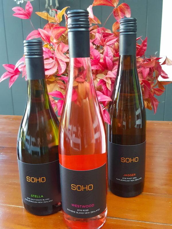 Soho wines