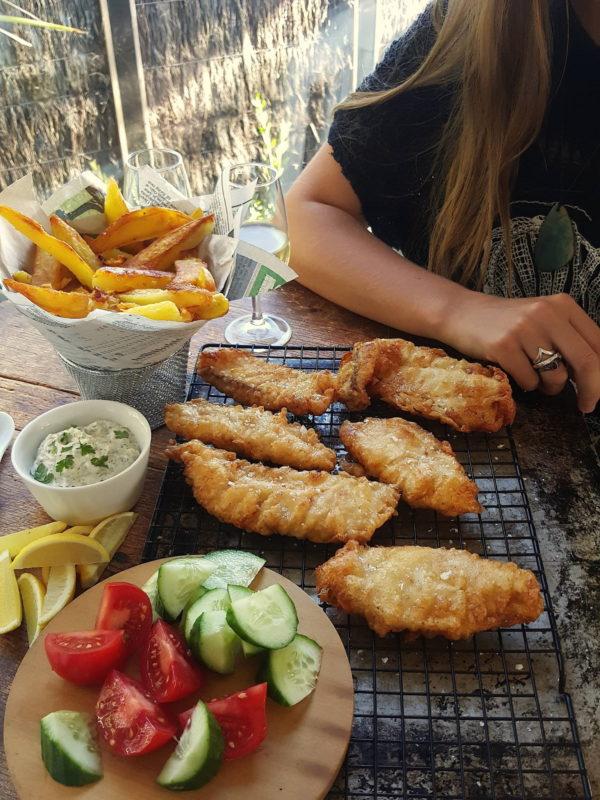 Fish & chips 6