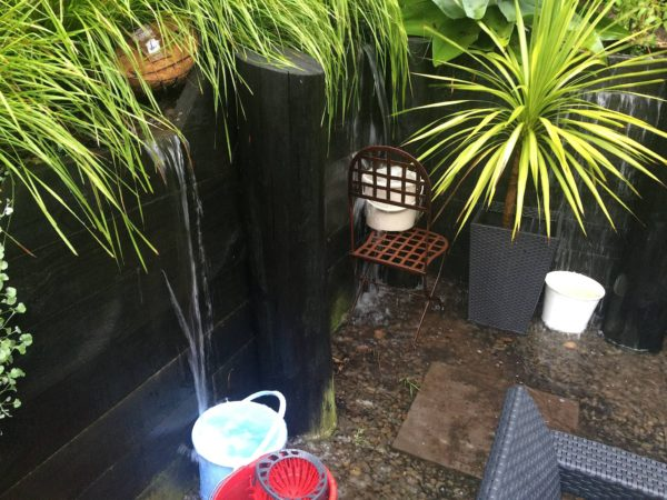 New water features