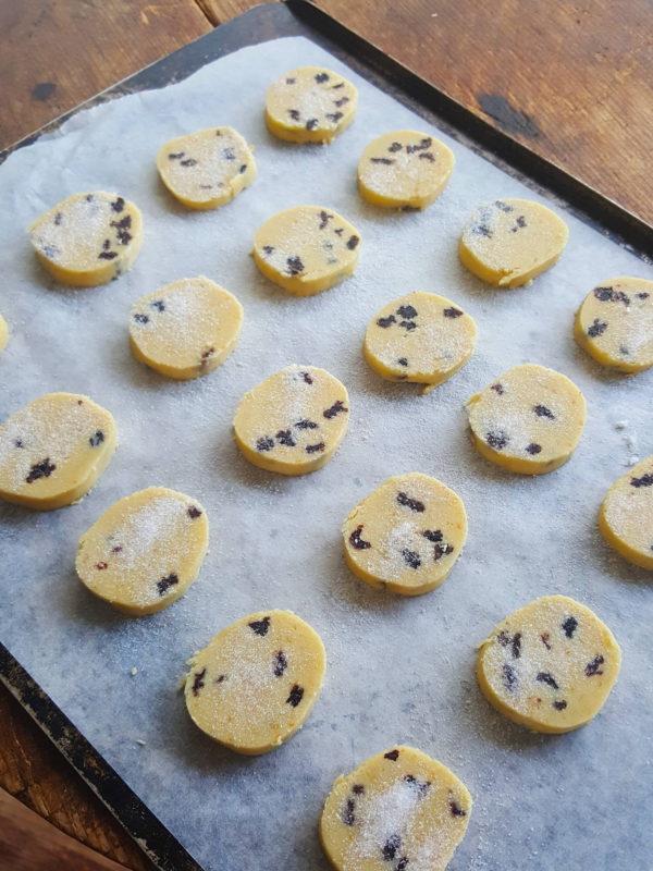 Refrigerator cookies 1
