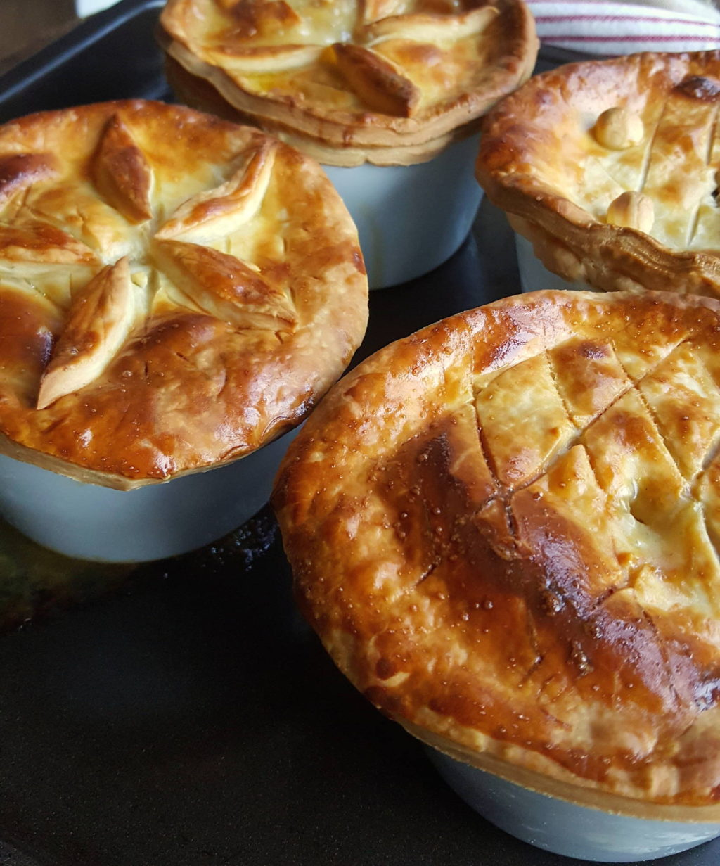 Chicken pie 1