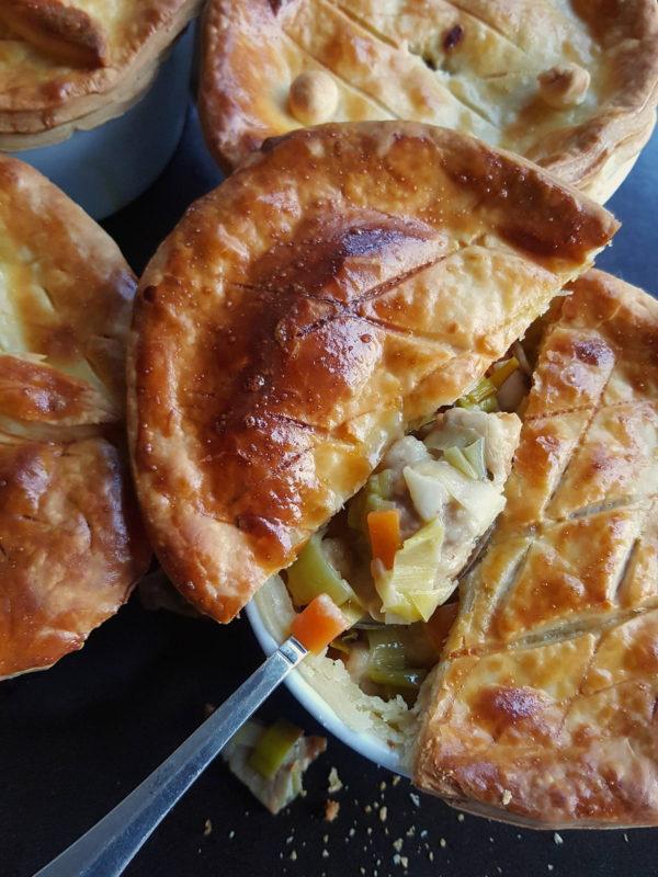 Chicken pie 4