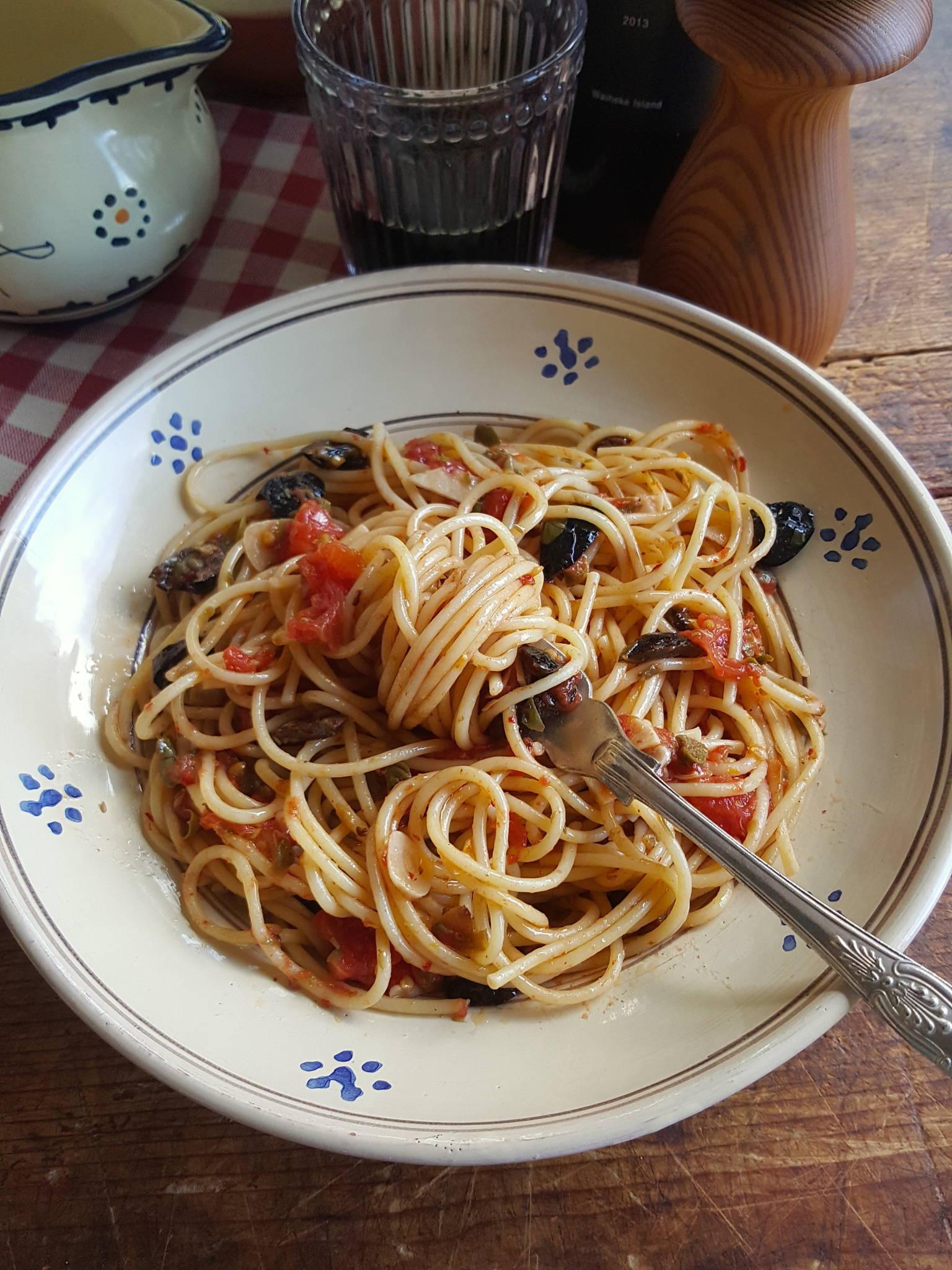 Speedy Pasta 5