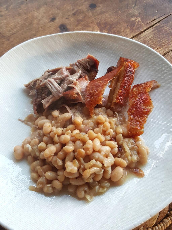 Pork bell & beans 5