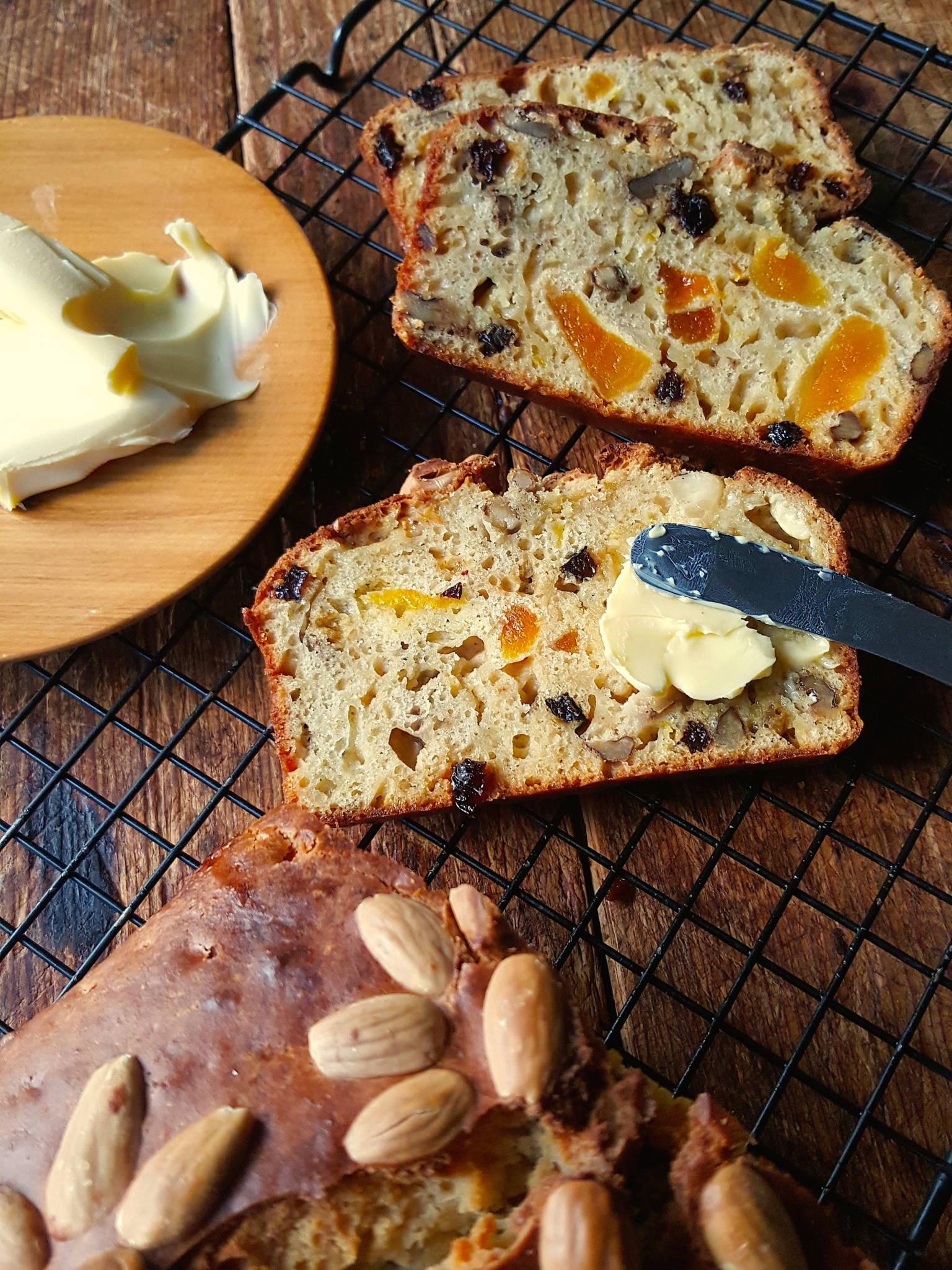 Fruit & Nut Loaf
