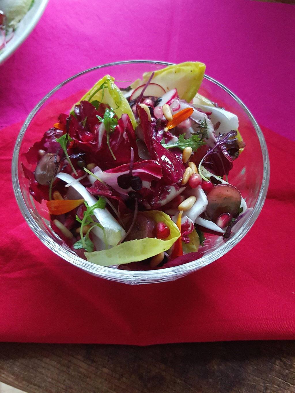Pink salad 4