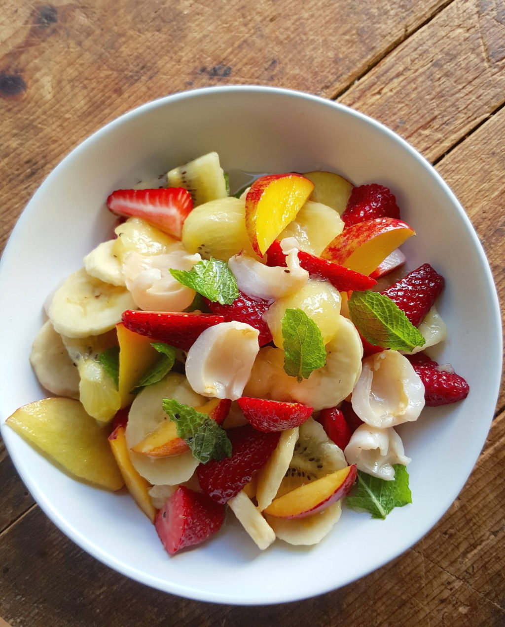 Summer Fruit Salad 2