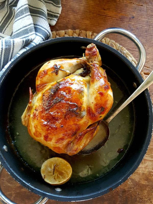French Roast Chicken 1
