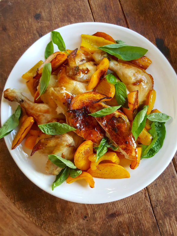 French Roast Chicken 4