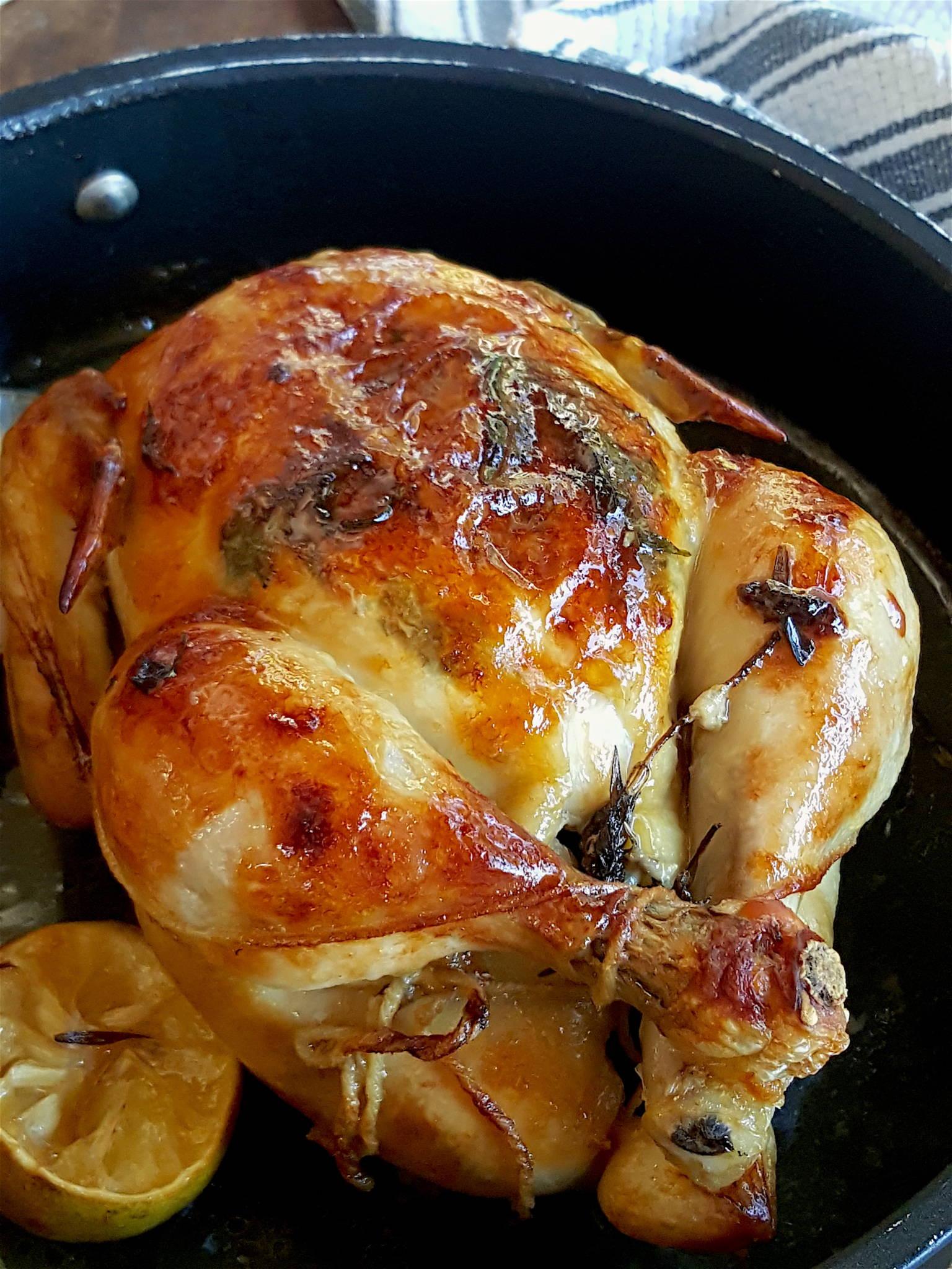 French Roast Chicken
