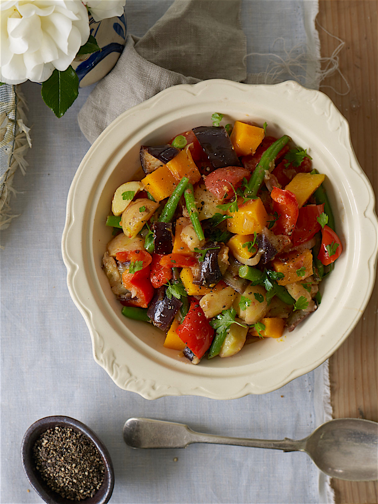 Late Summer Ratatouille