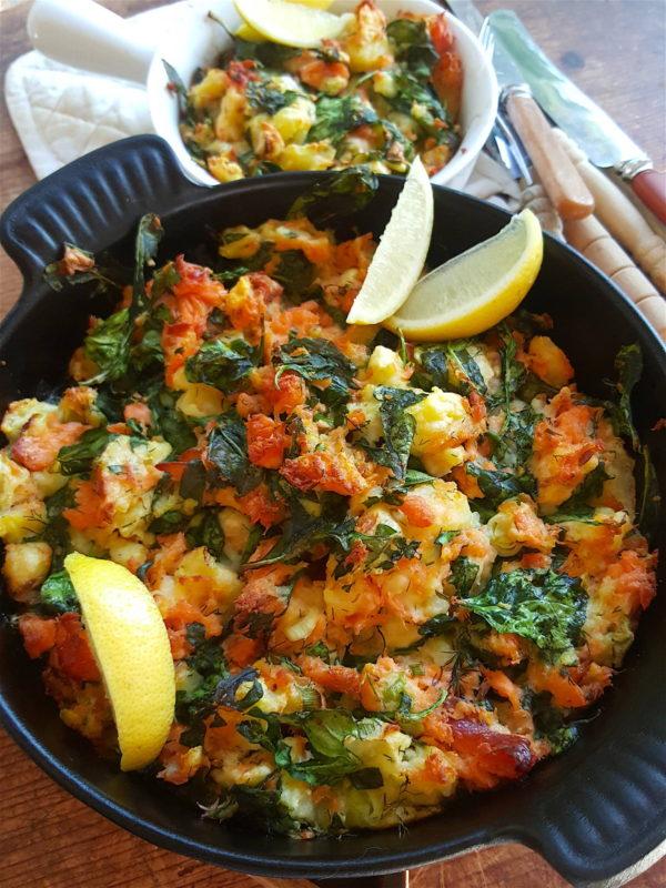 Salmon & Potato Hash 3