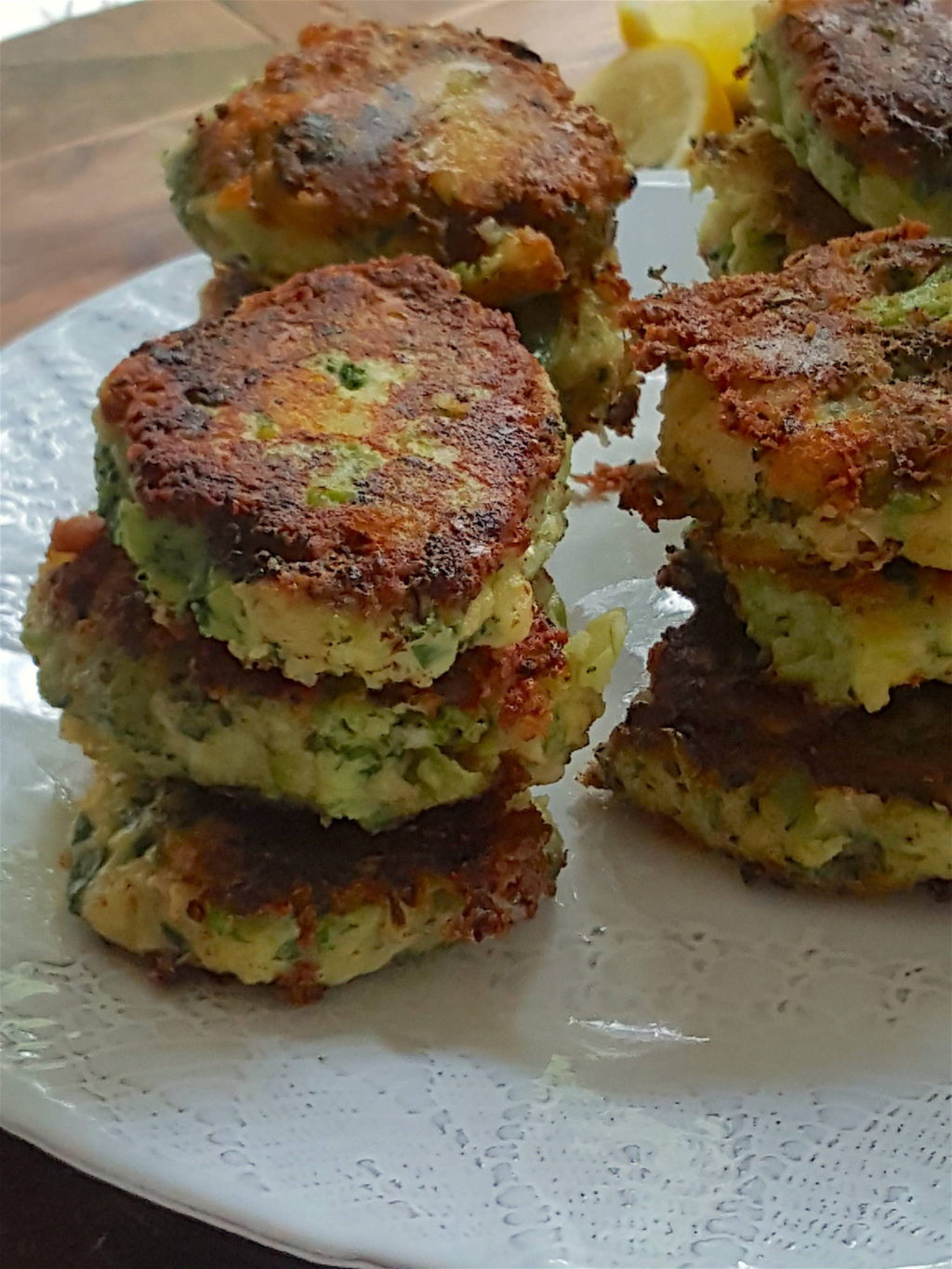 Crispy Broccoli & Potato Stacks 5