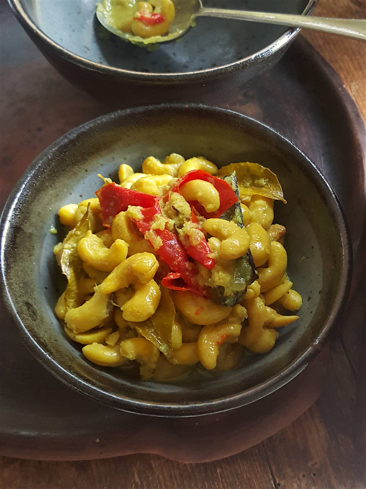 Cashew Nut Curry 1