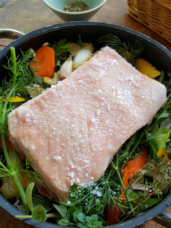 Pork Belly with Cider 2