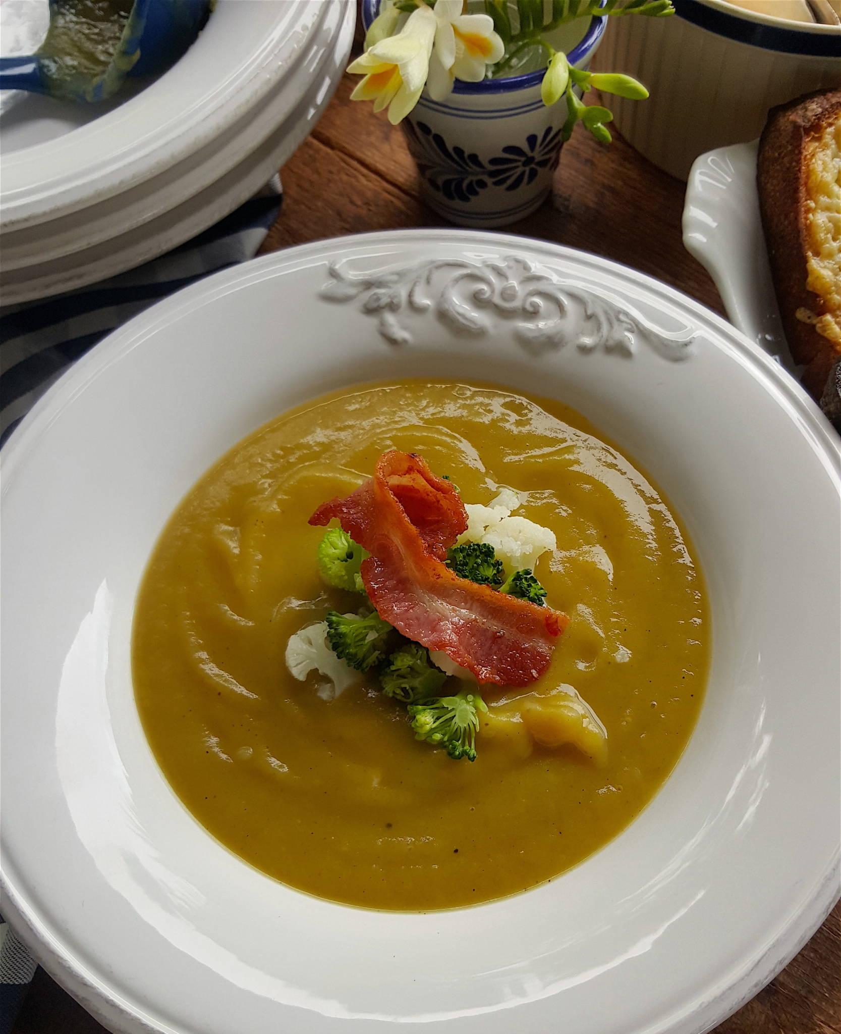 Kumara Soup 1