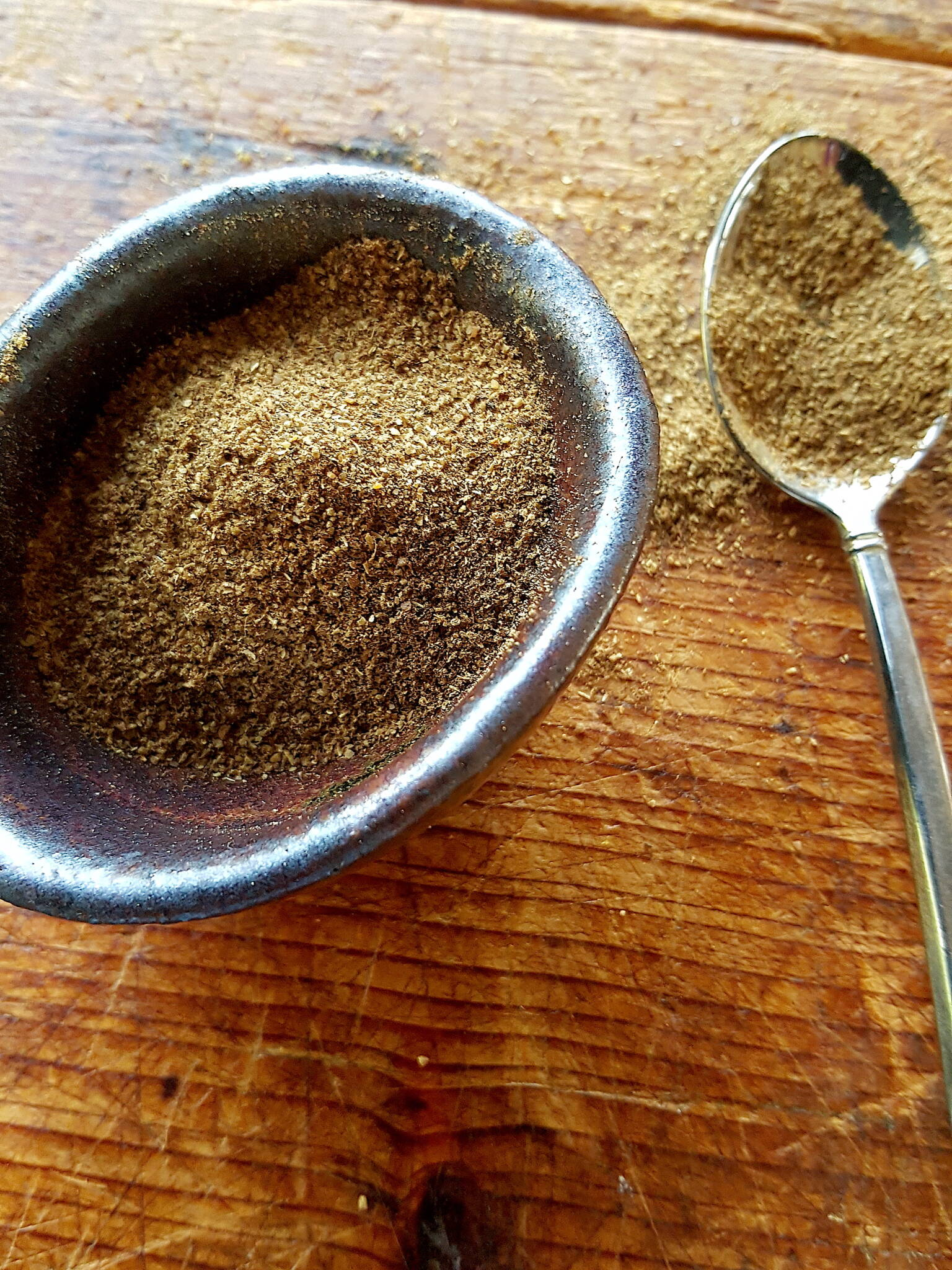 Garam masala - how to make