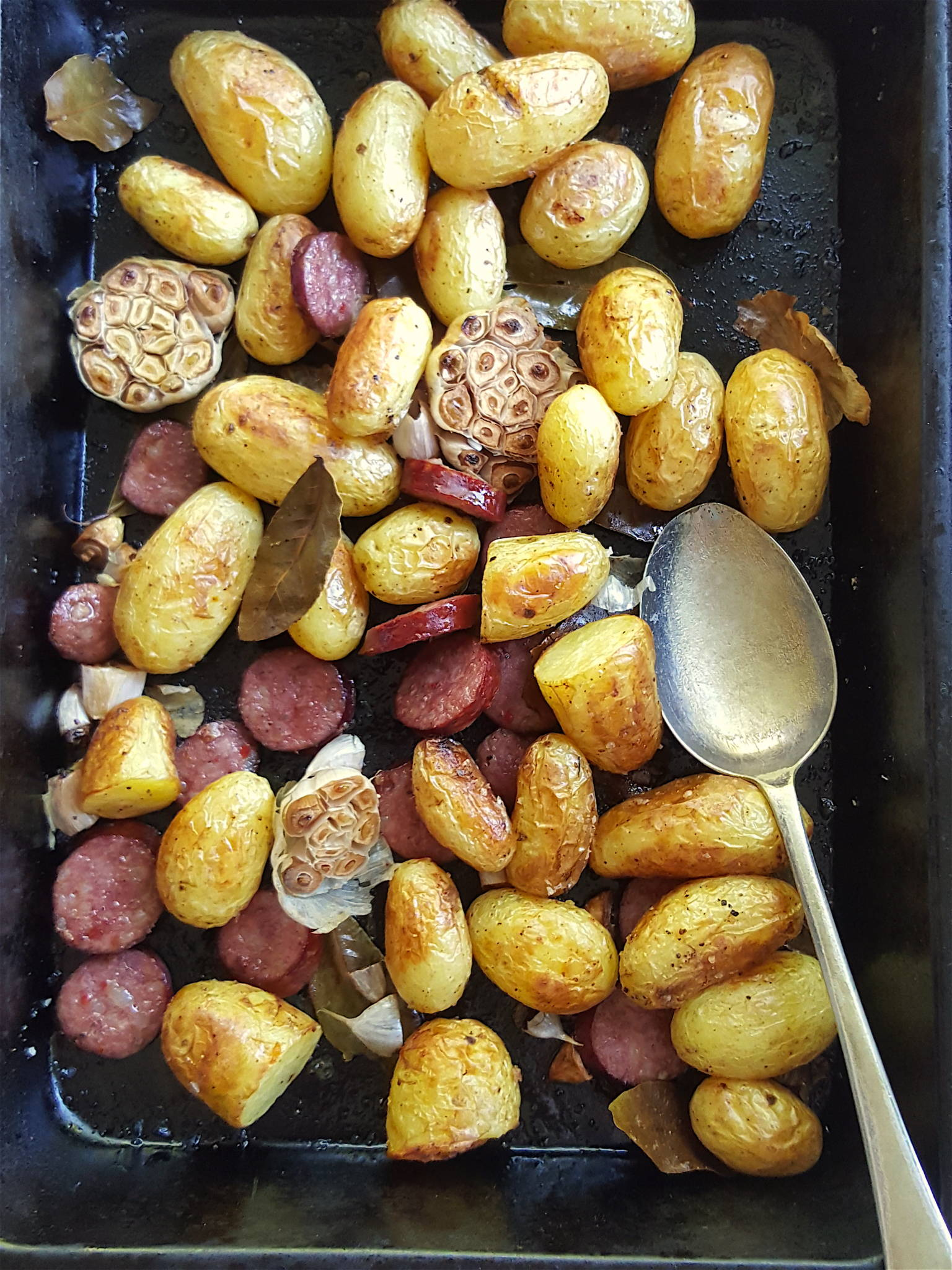 Chorizo & Baby Potato Tapas 1