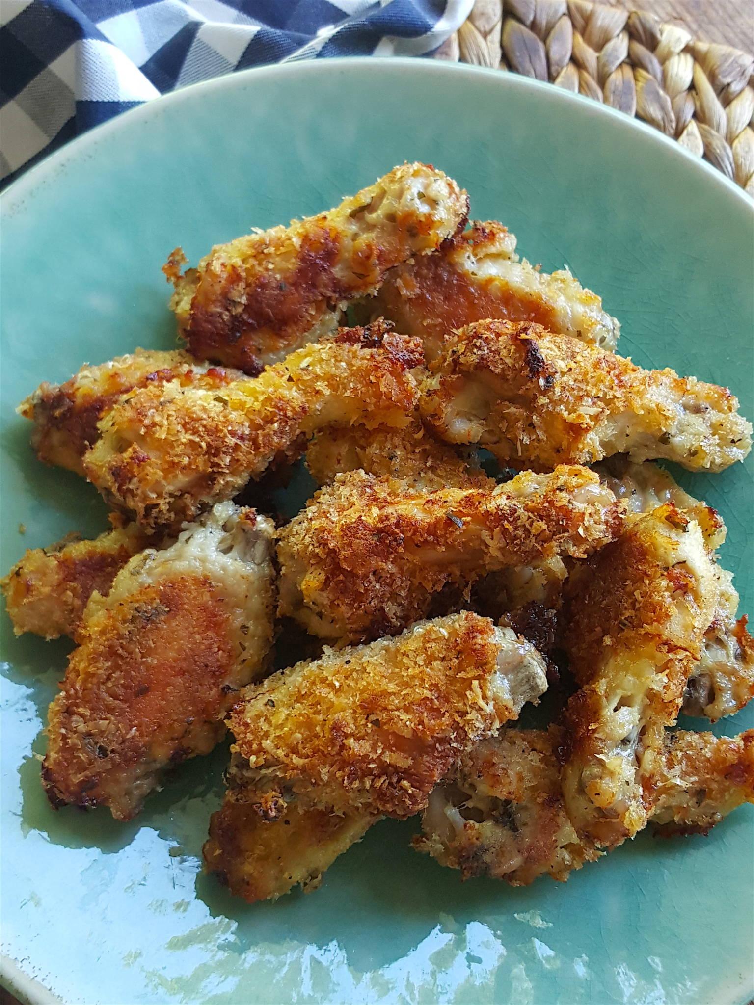 Crispy Chicken Wings 1