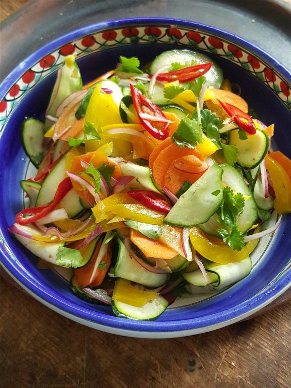 Pickled vege 1