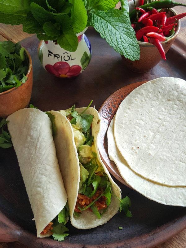 Tortillas with Pork 1