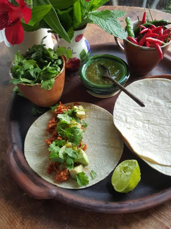 Tortillas with Pork 3