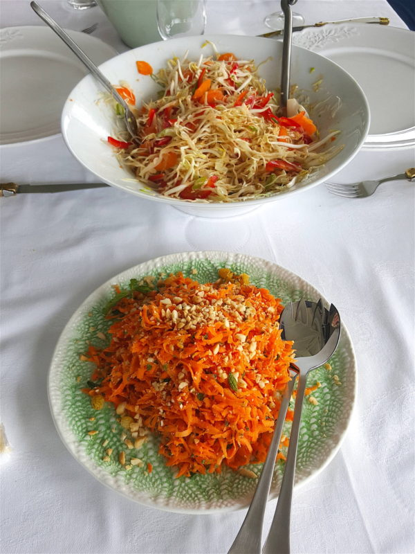 Mango & Cellophane Noodle Salad 1