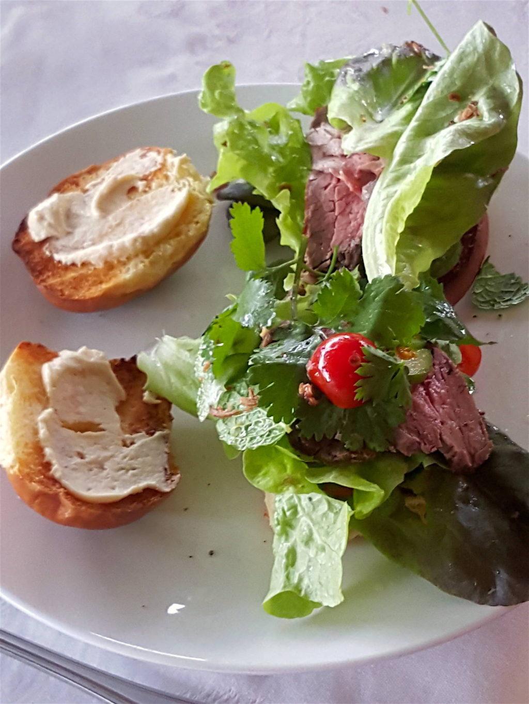Brioche Salad Rolls