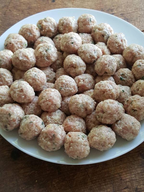 Fave Stuffing Balls