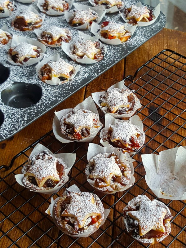 Quick Mince Pies