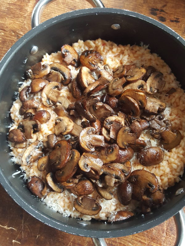 Best-ever oven-baked risotto.