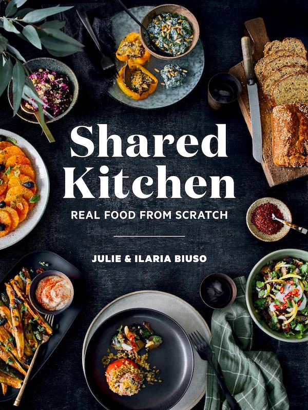 Buy our Shared Kitchen Cookbook