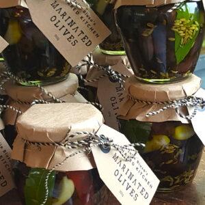 Shared Kitchen Marinated Olives