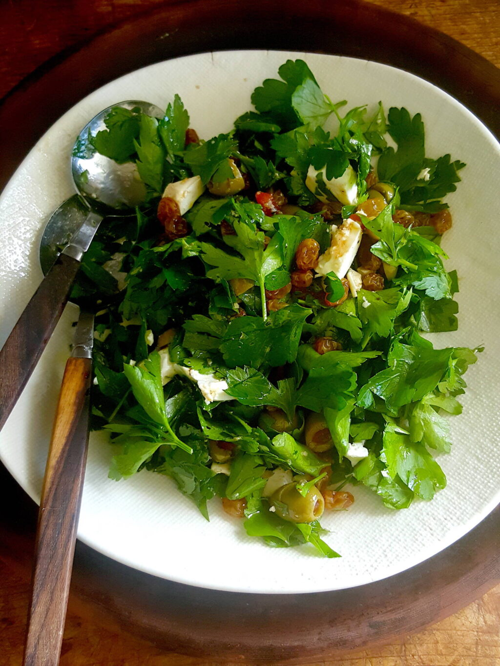 Parsely Salad