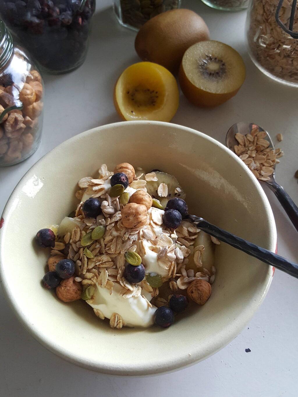 Oatie Breakfast