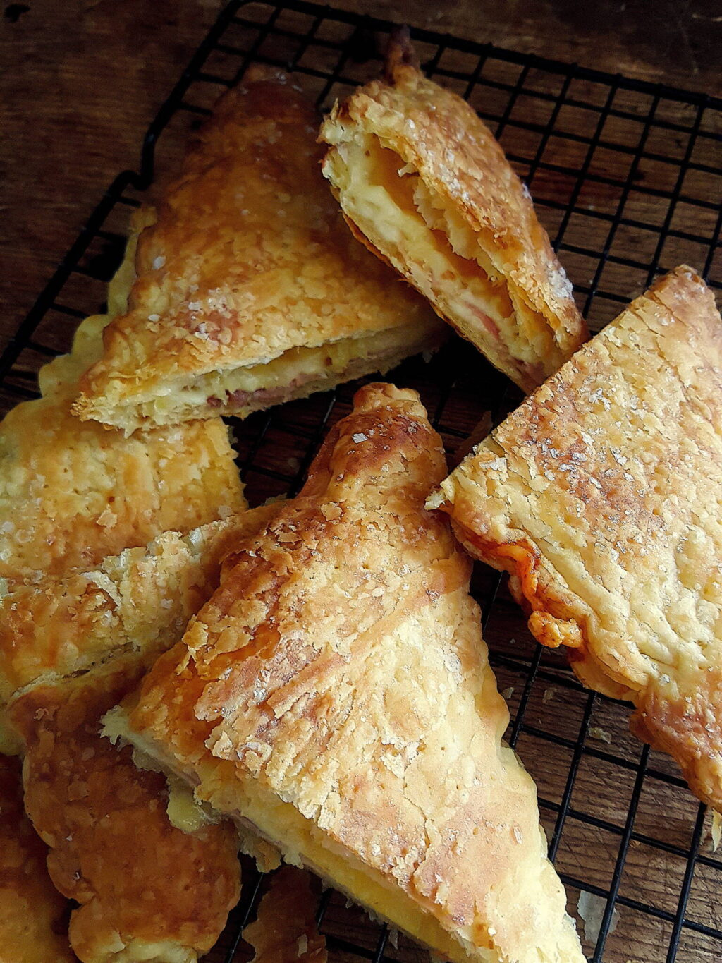 Flaky Cheese Pies
