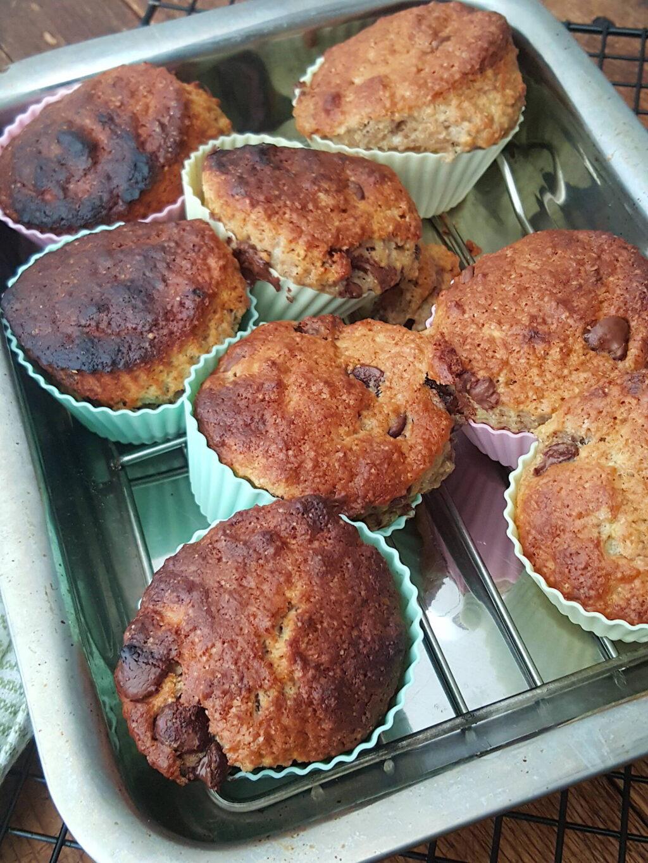 Uneven baking