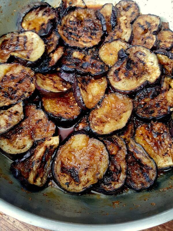Claudia's Eggplant