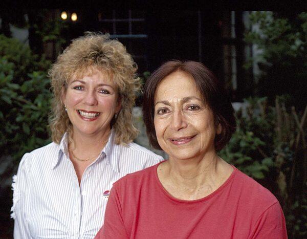 Claudia Roden & Julie Biuso